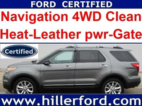2014 Ford Explorer for sale in Franklin, WI