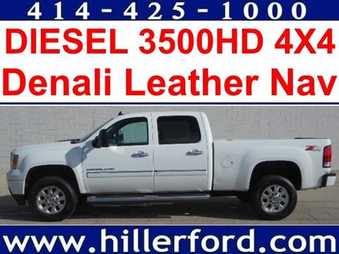 2014 GMC Sierra 3500HD for sale in Franklin, WI