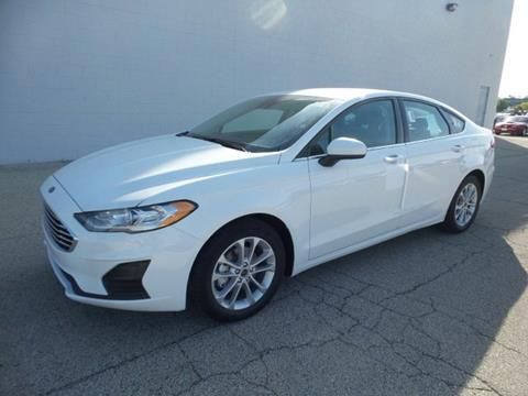 2020 Ford Fusion for sale in Franklin, WI