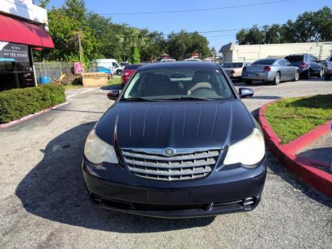 2007 Chrysler Sebring for sale in St Petersburg, FL