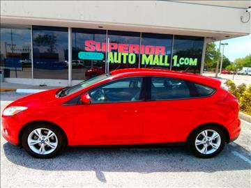 2012 Ford Focus for sale in St Petersburg, FL