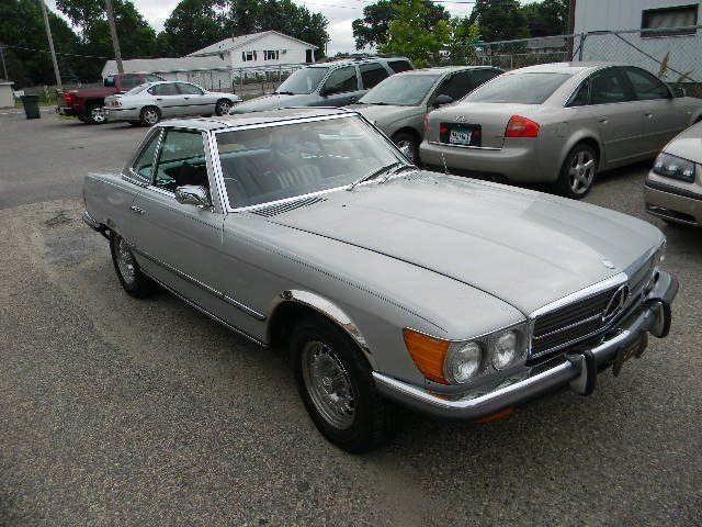 1973 mercedes benz 450 sl in farmington mn northwest for Minnesota mercedes benz dealers