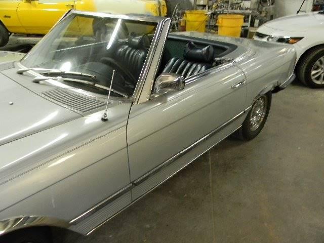 1973 Mercedes-Benz 450 Sl In Farmington MN - Northwest ...