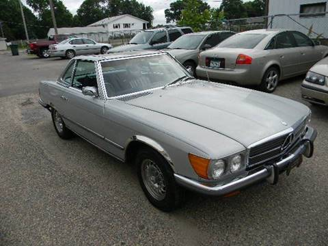 1973 Mercedes-Benz 450 SL for sale at Northwest Auto Sales in Farmington MN