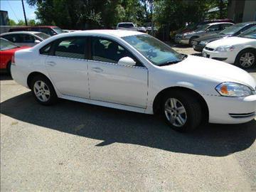2010 Chevrolet Impala for sale at Northwest Auto Sales in Farmington MN