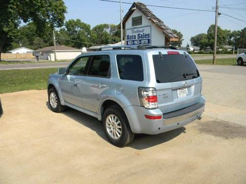 2009 Mercury Mariner for sale at Northwest Auto Sales in Farmington MN