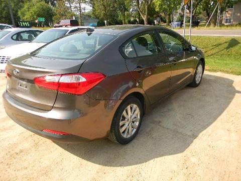 2014 Kia Forte for sale at Northwest Auto Sales in Farmington MN