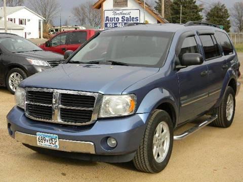 2007 Dodge Durango for sale at Northwest Auto Sales in Farmington MN