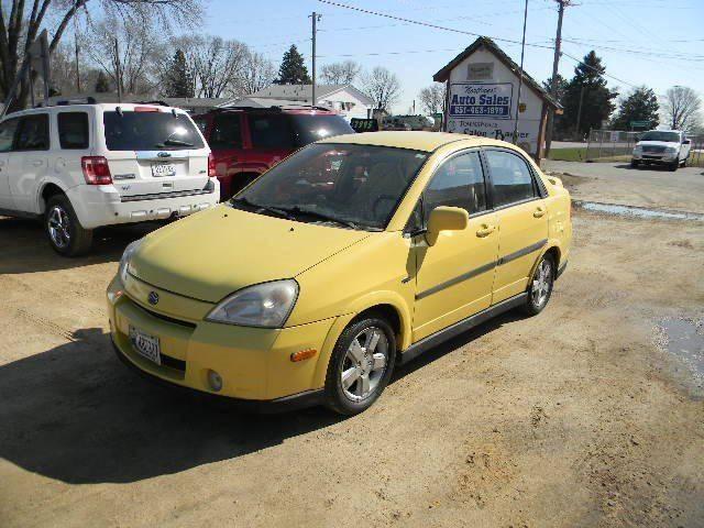 2003 Suzuki Aerio for sale at Northwest Auto Sales in Farmington MN