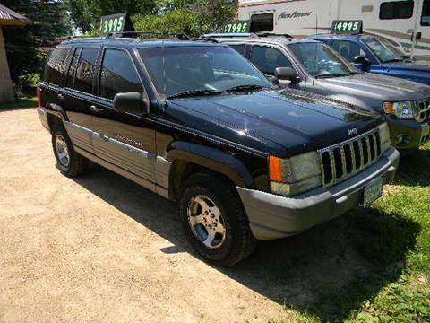 1998 Jeep Grand Cherokee for sale at Northwest Auto Sales in Farmington MN