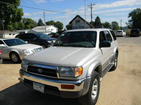 1998 Toyota 4Runner for sale at Northwest Auto Sales in Farmington MN