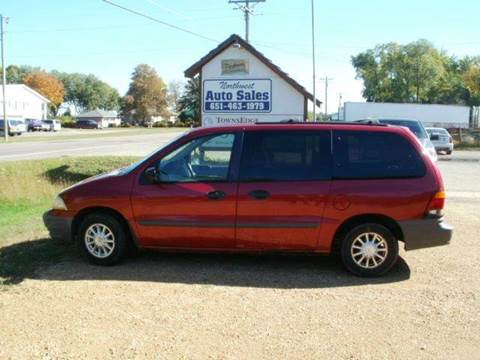 2000 Ford Windstar for sale at Northwest Auto Sales in Farmington MN