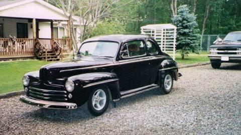 1948 Ford 2dr sedan for sale at Northwest Auto Sales in Farmington MN
