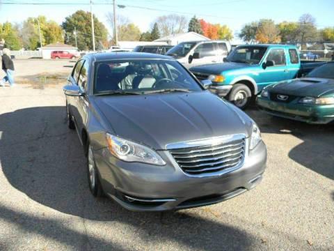 2013 Chrysler 200 for sale at Northwest Auto Sales in Farmington MN