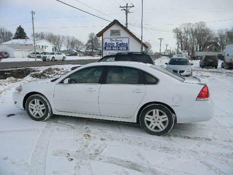 2011 Chevrolet Impala for sale at Northwest Auto Sales in Farmington MN