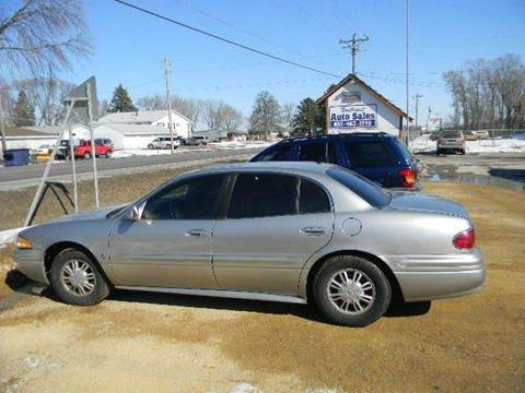 2005 Buick LeSabre for sale at Northwest Auto Sales in Farmington MN