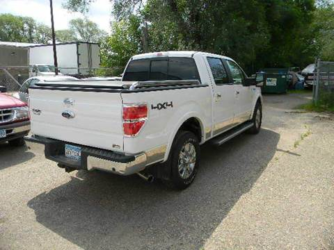 2010 Ford F-150 for sale at Northwest Auto Sales in Farmington MN