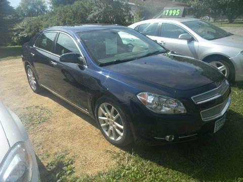 2009 Chevrolet Malibu for sale at Northwest Auto Sales in Farmington MN