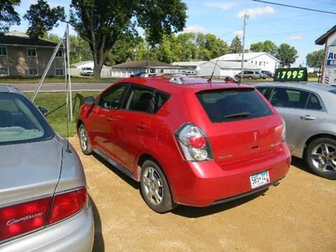2010 Pontiac Vibe for sale at Northwest Auto Sales in Farmington MN
