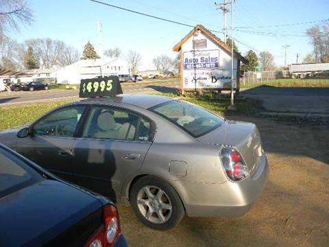2006 Nissan Altima for sale in Farmington, MN