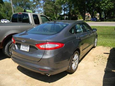 2013 Ford Fusion for sale in Farmington, MN