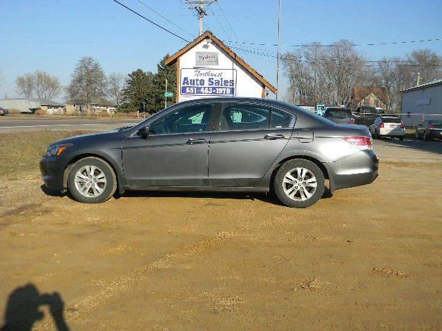 2009 Honda Accord for sale at Northwest Auto Sales in Farmington MN