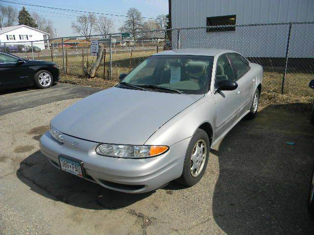 2000 Oldsmobile Alero for sale at Northwest Auto Sales in Farmington MN