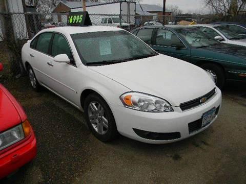2007 Chevrolet Impala for sale at Northwest Auto Sales in Farmington MN