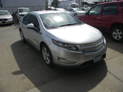 2013 Chevrolet Volt for sale at Northwest Auto Sales in Farmington MN