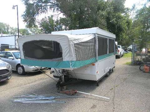 1996 Jayco pop-up camper for sale at Northwest Auto Sales in Farmington MN