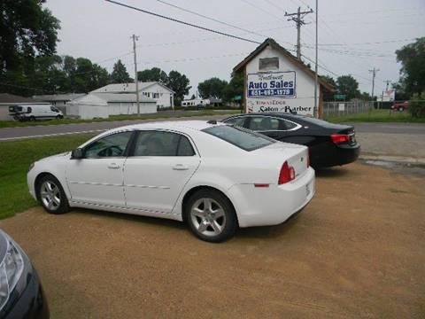 2012 Chevrolet Malibu for sale in Farmington, MN