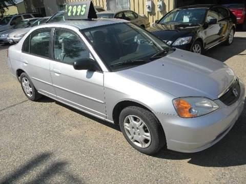 2002 Honda Civic for sale in Farmington, MN