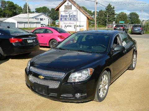 2011 Chevrolet Malibu for sale at Northwest Auto Sales in Farmington MN