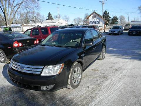 2008 Ford Taurus for sale at Northwest Auto Sales in Farmington MN