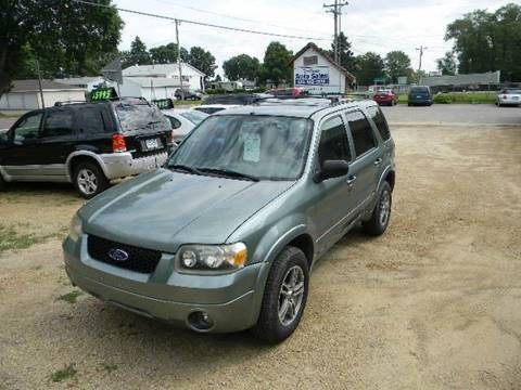 2006 Ford Escape Hybrid for sale at Northwest Auto Sales in Farmington MN