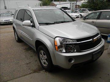 2009 Chevrolet Equinox for sale at Northwest Auto Sales in Farmington MN