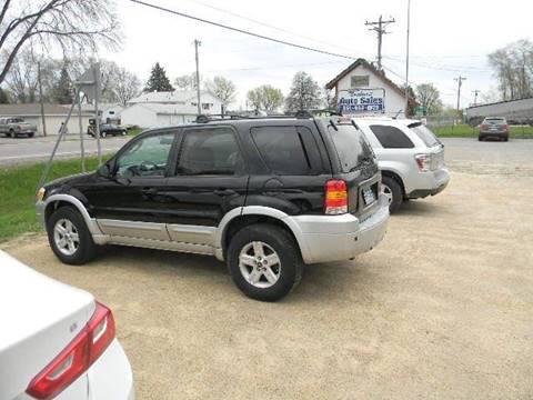 2007 Ford Escape Hybrid for sale in Farmington, MN