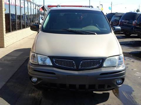 2005 Pontiac Montana for sale in Eastpointe, MI