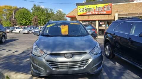 2010 Hyundai Tucson for sale in Eastpointe, MI