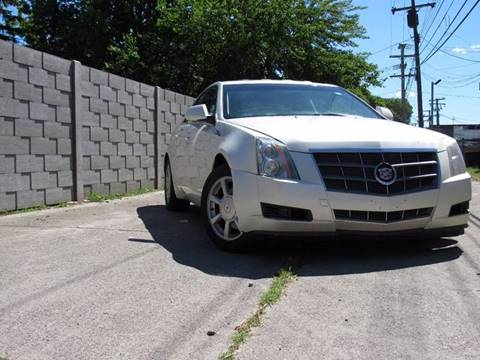 2008 Cadillac CTS for sale in Eastpointe, MI