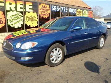 2006 Buick Allure for sale in Eastpointe, MI