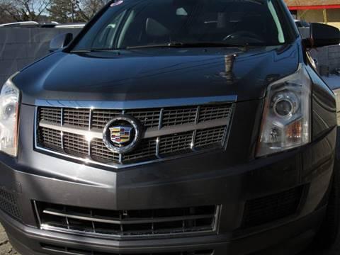 2011 Cadillac SRX for sale in Eastpointe, MI