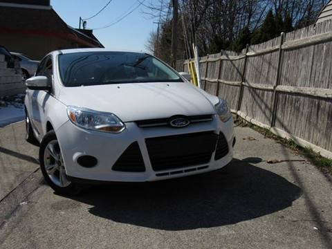 2014 Ford Focus for sale in Eastpointe, MI