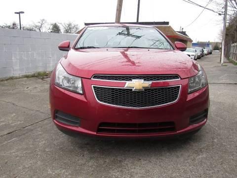 2011 Chevrolet Cruze for sale in Eastpointe, MI