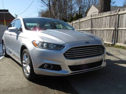 2014 Ford Fusion for sale in Eastpointe, MI