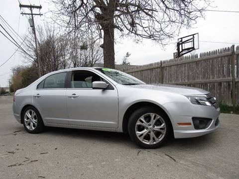 2012 Ford Fusion for sale in Eastpointe, MI