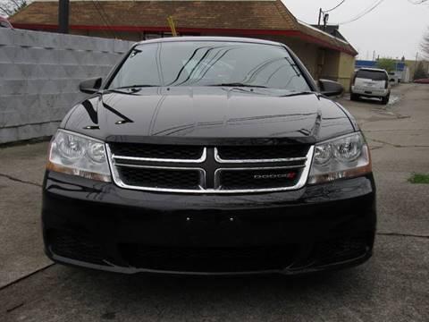 2014 Dodge Avenger for sale in Eastpointe, MI