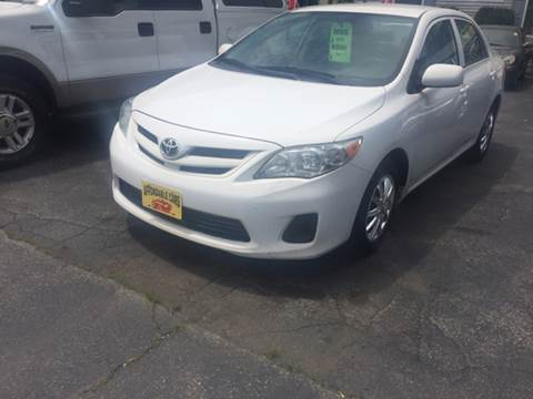 2013 Toyota Corolla For Sale In Kingston NY