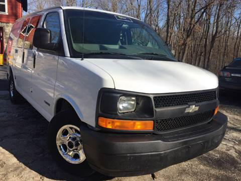 2003 Chevrolet Express Cargo For Sale In Kingston NY