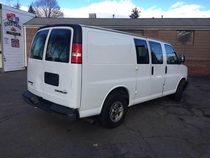 a00d8bc815 2005 Chevrolet Express Cargo AWD 1500 3dr Van In Kingston NY ...